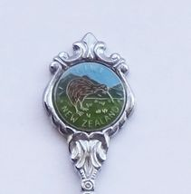 Collector Souvenir Spoon New Zealand Kiwi - $6.99