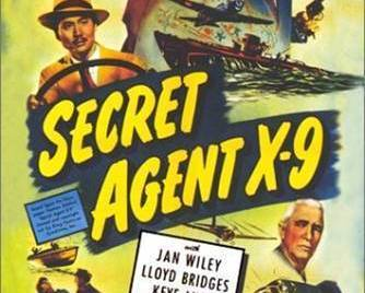 Sexret agent x 9