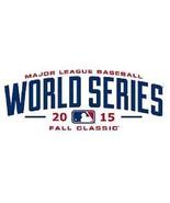 MLB 2015 World Series Magnet - $6.49