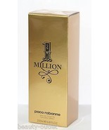 Paco Rabanne 1 One Million EDT 200ml Eau de Toilette NEU & OVP Herren FREE SHIP - $64.89