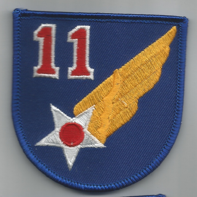 11th Air Force Shoulder Patch Specialty Patches Air