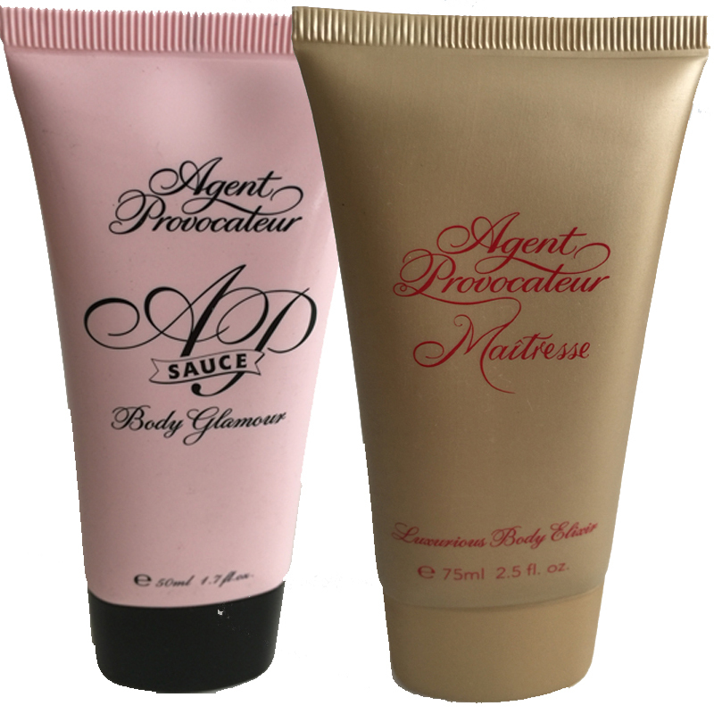 2-Pack: Agent Provocateur Scented Hand & Body Lotion Maitresse or Sauce - 2 Type - $29.00