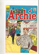 Silver Age - Archie # 190 (Apr.1969) - $4.95
