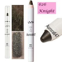 NYX Jumbo Cream Eye Pencil Body Shadow Liner Crayon Pen Makeup JEP626 KN... - $18.00