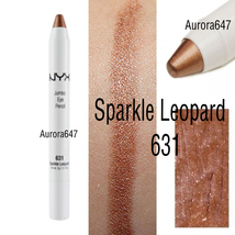 NYX Jumbo Cream Eye Pencil Shadow Liner Crayon Pen Makeup JEP631 SPARKLE... - $18.00