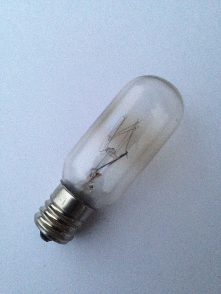 GE Microwave OEM Lamp Light T8 Bulb 130V 40W and 50