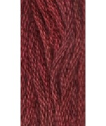 Ruby Slipper (7100) 6 strand hand-dyed cotton f... - $2.15