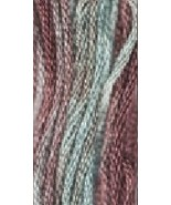 Creekbed (1070) 6 strand hand-dyed cotton floss... - $2.15
