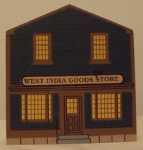 The Cats Meow 1989 West India Goods Store - $8.99