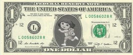 Disney's DORA THE EXPLORER on REAL Dollar Bill Cash Money Bank Note Curr... - $4.44
