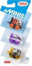 Thomas & Friends - Minis Toy Train 3 Pack - Sports Bash, Hiro, Charlie - DGW18 - $14.08