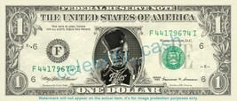 PLIES Rapper on REAL Dollar Bill Cash Money Bank Note Currency Dinero Ce... - $4.44