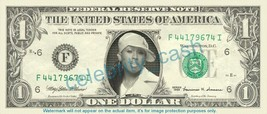 MISSY ELLIOT on REAL Dollar Bill Cash Money Bank Note Currency Dinero Ce... - $4.44