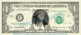LIL WAYNE on REAL Dollar Bill Cash Money Bank Note Currency Dinero Celeb... - $4.44