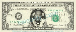 LIL JOJO Rapper On Real Dollar Bill Cash Money Bank Note Currency Dinero - $4.44