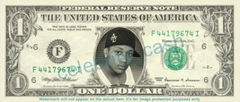Carnell Breeding B5 On Real Dollar Bill Cash Money Bank Note Currency Dinero - $4.44