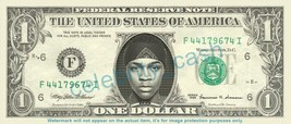 BUSTA RHYMES on REAL Dollar Bill Cash Money Bank Note Currency Dinero Ce... - $4.44