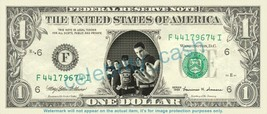 Avenged Sevenfold Music Band On Real Dollar Bill Cash Money Bank Note Currency - $4.44