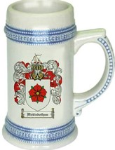 Hickinbotham Coat of Arms Stein / Family Crest Tankard Mug - $21.99