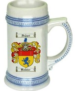 Kessler Coat of Arms Stein / Family Crest Tankard Mug - $21.99