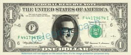 BUDDY HOLLY on REAL Dollar Bill Cash Money Bank Note Currency Dinero Cel... - $4.44