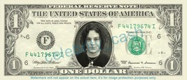 JACK WHITE Singer on REAL Dollar Bill Cash Money Bank Note Currency Dinero - $4.44