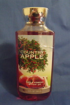 Bath and Body Works New Country Apple Shower Gel 10 oz - $9.95
