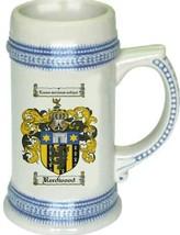 Reedwood Coat of Arms Stein / Family Crest Tankard Mug - $21.99