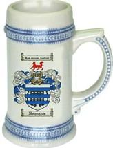 Reynalds Coat of Arms Stein / Family Crest Tankard Mug - $21.99