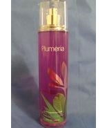 Bath and Body Works New Plumeria Fine Fragrance Mist 8 oz - $12.95