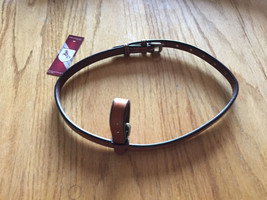 "Bobby's Tack Leather 1/2"" x 26"" FULL Sz Buckle ... - $22.00"