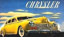 1941 Chrysler Magnet - $6.99