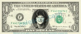 JOHNNY RODRIGUEZ Singer on REAL Dollar Bill Cash Money Bank Note Currenc... - $4.44