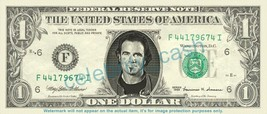 TICO TORRES Bon Jovi on REAL Dollar Bill Cash Money Bank Note Currency D... - $4.44