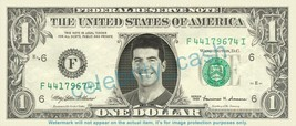 JONAS BROTHERS on REAL Dollar Bill Cash Money Bank Note Currency Dinero - $4.44