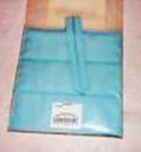Longaberger Basket Handle Gripper Robbins Egg Blue Cotton Fabric New In ... - $11.83