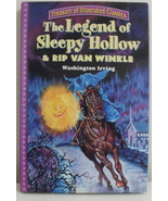 Childrens Book The Legend of Sleepy Hollow and Rip Van Winkle - $4.95