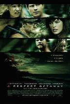 A Perfect Getaway 27 x 40 Original Movie Poster 2008 - $14.95