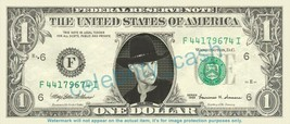 TRACE ADKINS on REAL Dollar Bill Cash Money Bank Note Currency Dinero Ce... - $4.44