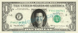 FREDDIE HART on REAL Dollar Bill Cash Money Bank Note Currency Dinero Ce... - $4.44
