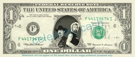 BROOKS & DUNN on REAL Dollar Bill Cash Money Bank Note Currency Dinero Celebrity - $4.44