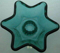 Indiana Glass Star Taper Candle Holder - $14.01