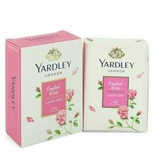 English Rose Yardley Luxury Soap 3.5 Oz For Women - $30.16