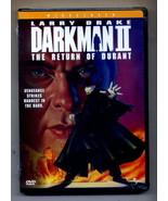 Darkman 2: The Return of Durant (Widescreen) DVD Sealed NEW - $6.95