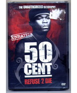 50 Cent Refuse 2 Die Unrated DVD 2005 NEW - $6.95
