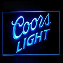 COOR LIGHT  neon light sign bar beer pub  - $29.99