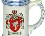 Corzine coat of arms thumb155 crop