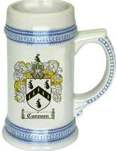 Cunneen Coat of Arms Stein / Family Crest Tankard Mug - $21.99