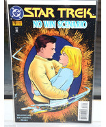 Star Trek Comic Book 73 Jul 95 collectible vintage No Win Scenario - $4.94