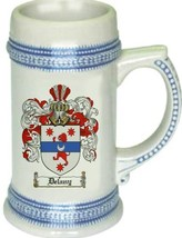 Delany Coat of Arms Stein / Family Crest Tankard Mug - $21.99